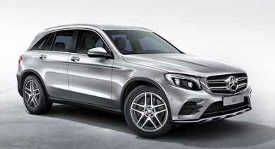 Mercedes-Benz GLC-sarja