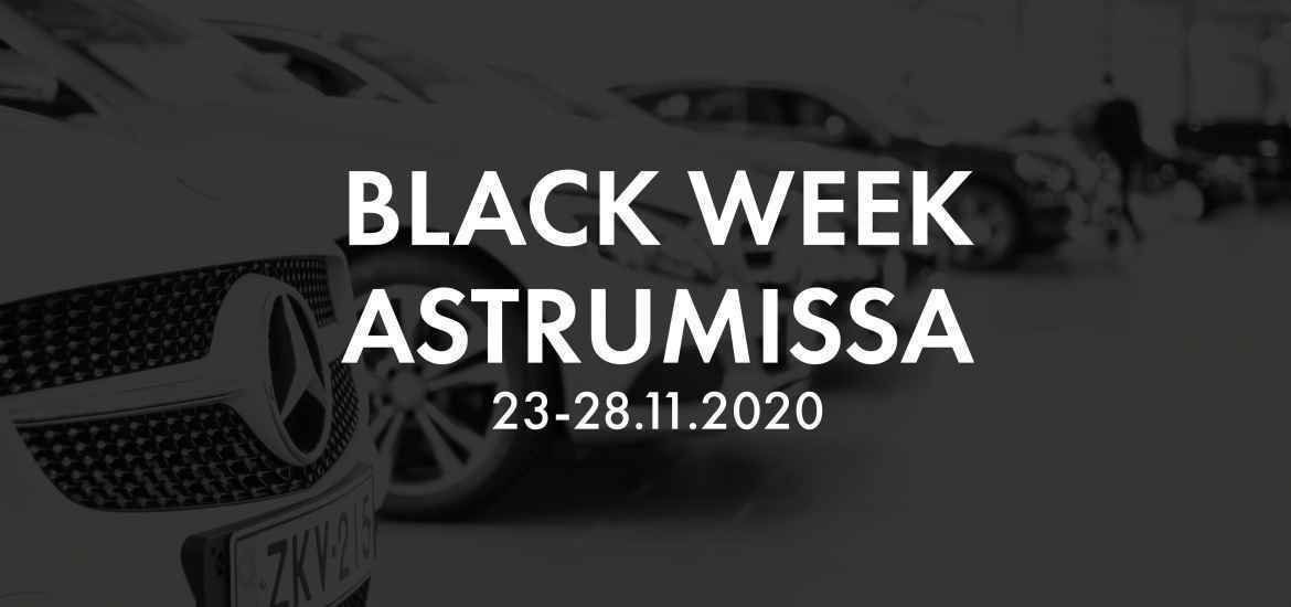 Black Friday - Astrum Auto