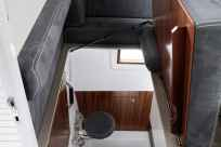 Sargo 31 Explorer Aft door